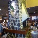 Rôtisserie St-Hubert la cheminée