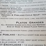 What is Elote?? Check out the menu!