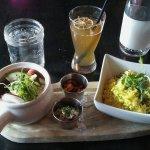 Kombucha and Curry Hot Pot