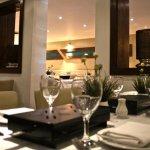 Indian Brasserie Interior