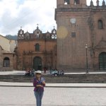 Kathedrale von Cusco Foto