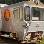 JHMD - Town train of Jindrichuv Hradec