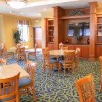 Holiday Inn Express San Diego Rancho Bernardo Hotel Breakfast Area