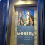 Modern Art Poster, Albuquerque Museum, Albuquerque, New Mexico