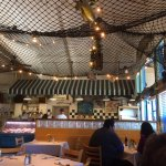 Part fish market, part restaurant