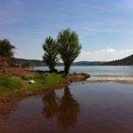 lac du salagou vue de Celles (34)