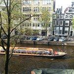 The Times Hotel - Blick auf die Herengracht