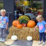 Hey, that is not an orange pumpkin!!
