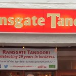 Rohingya Refugee Camp Fund Raising event at Ramsgate Tandoori.  Members of our local Thanet Comm