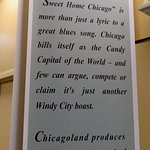 Chicago is the candy capital of the world