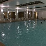 Piscina Aquecida. Hotel Monte Real Resort.