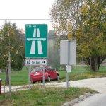 Dostace form highway