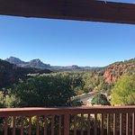 Foto de Sedona Views Bed and Breakfast