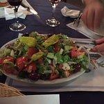Mixed salad (no feta)