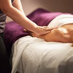 Working out muscle tension during a massage makes stress melt away.