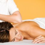 Massage helps release those chronically tense and tightened muscles to increase blood flow.