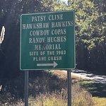 signage on the roadside