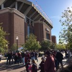 Front of Kyle Field