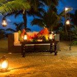 Private Beachfront Dinner for 2
