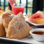 Fry Jacks are the perfect Belizean vacation breakfast
