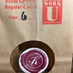 Freshly ground coffee for your coffee pot!