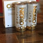 A very cool idea to get wine in a can. A really nice wine from Between the Lines