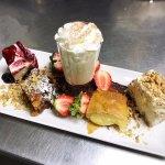 Dessert Sharing Platter