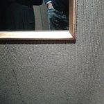 pareti ascensore , cornice specchio