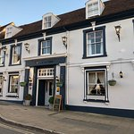 The swan hotel, lovely new makeover. Thank you to everyone that made it happen.