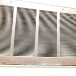 How many rooms have you stayed in that the air intake is this clean?