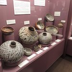 Pottery at Millicent Rogers Museum