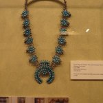 Jewelry at Millicent Rogers Museum