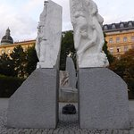 Photo of The Gates of Violence Monument