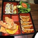 Gyoza Lunch Combo