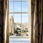 "Views from ""City-View"" Rooms, Manhattan North"