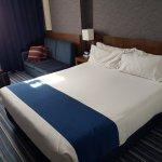 Das Zimmer für rund 100 Euro
