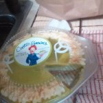 Cootie Brown's Key Lime Pie