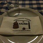 Foto de To Kazani Traditional Tavern