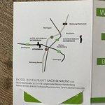 Hotel Sachsenross Foto