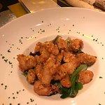 Shrimp tempura and the dim sum 👌