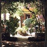 Garden at Empress Zoe