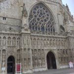 Cathedral 5 mins walk