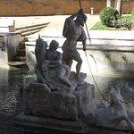 Neptuno en la Fuente del Rey