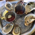 Delicious fresh oysters!