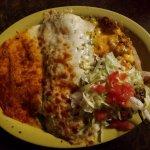 veggie delight plate