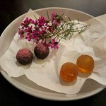Wildflower Vasse Felix Wine Dinner - Petit Fours