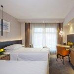 Superior Room Twin Bed at Beijing Landmark Hotel