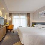 Superior Room King Bed at Beijing Landmark Hotel