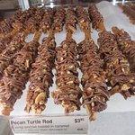 Pecan Turtle Rod