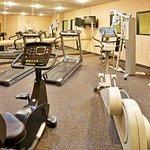 Holiday Inn Express Dallas Fitness Center